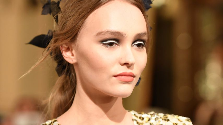 Bittere Tränen in Cannes: Lily-Rose Depp bricht Interview ab