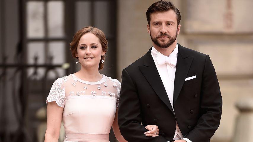Prinzessin Sofia von Schwedens Schwester hat geheiratet