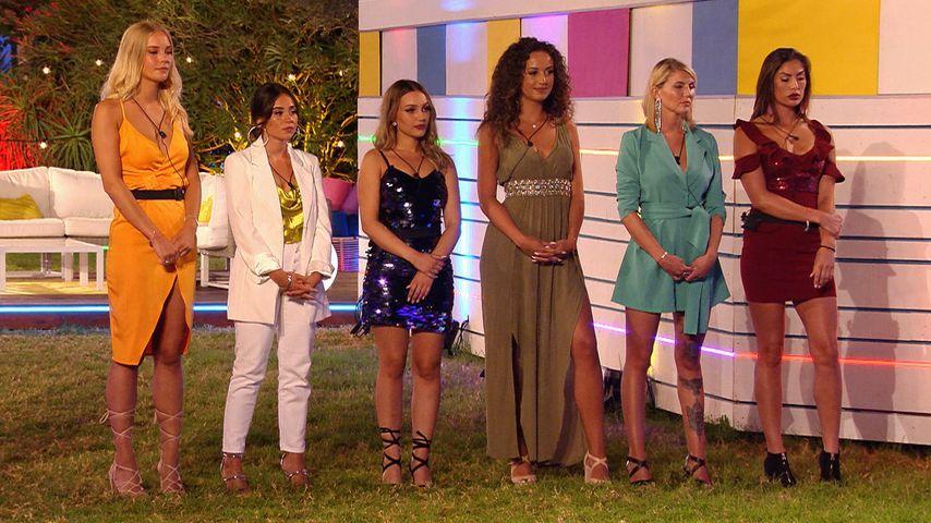 "Lina, Melissa, Dana, Samira, Vivien und Ricarda bei ""Love Island"" 2019"
