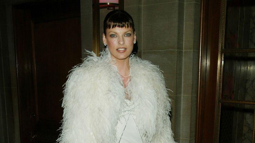 Linda Evangelista, 2003