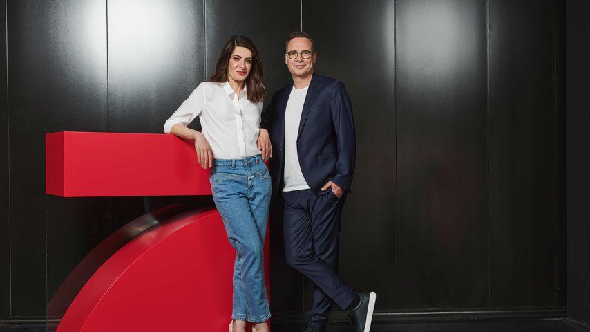 Mit neuer Sendung: Linda Zervakis wechselt zu ProSieben
