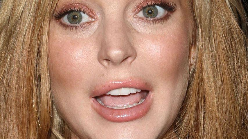 Krass: Lindsay Lohan hat Panik vor Kleinwüchsigen!