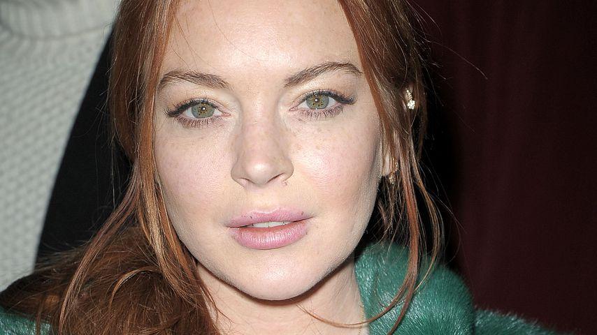 Lindsay Lohan, 2017