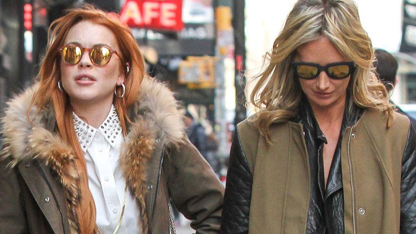 Lindsay Lohan: Zurück in die Alkoholsucht?