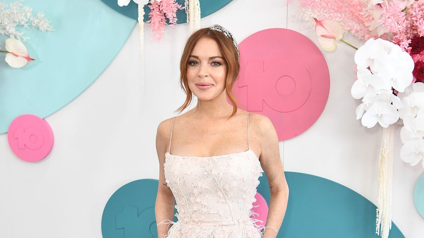 Lindsay Lohan, November 2019