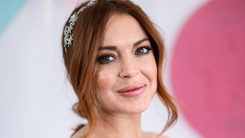 """""""Toller Kerl"""": Skandalnudel Lindsay Lohan wieder vergeben!"""