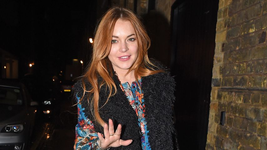 Lindsay Lohan plant ihr Comeback in Hollywood