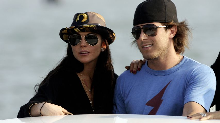 Lindsay Lohan und Harry Morton, 2006