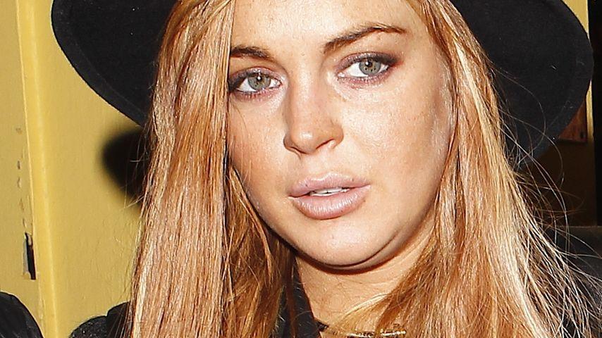 Lindsay Lohan: Jetzt spricht ihr angeblicher Lover