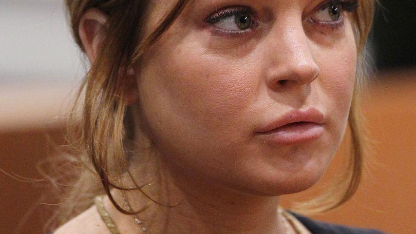 Krass! Lindsay Lohans erschreckende Unfall-Bilder