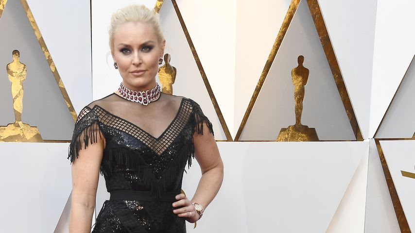 Lindsey Vonn bei den Oscars 2018