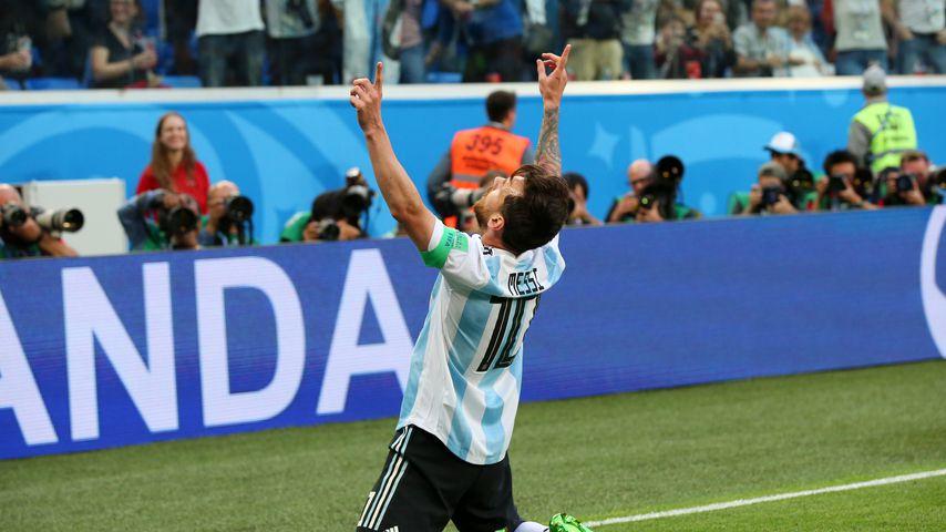 Lionel Messi, Fußballstar