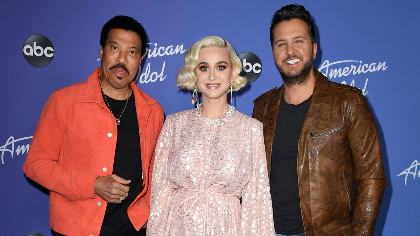 Lionel Richie, Katy Perry und Luke Bryan