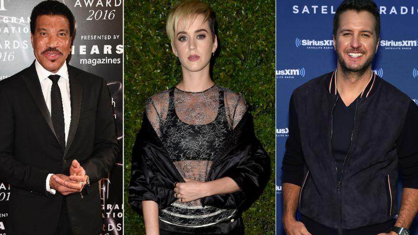 """Nicht Selena Gomez: Das ist die neue """"American Idol""""-Jury"""