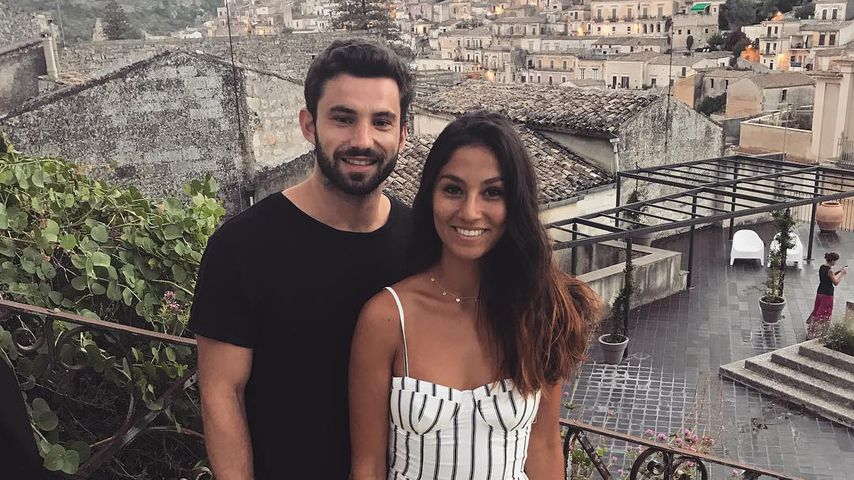 Lis Kanzler mit ihrem Ex-Freund Tim