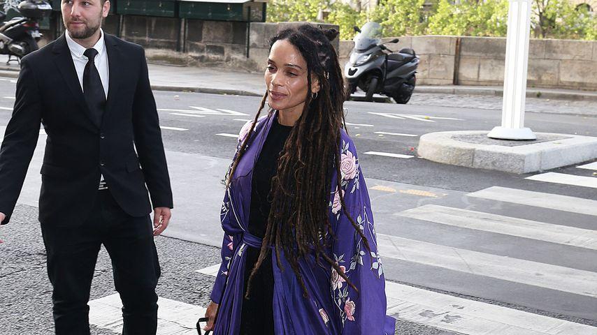 Lisa Bonet beim Pre-Wedding-Dinner ihrer Tochter Zoë Kravitz