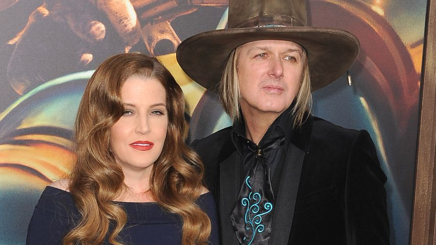 Lisa Marie Presley und Michael Lockwood