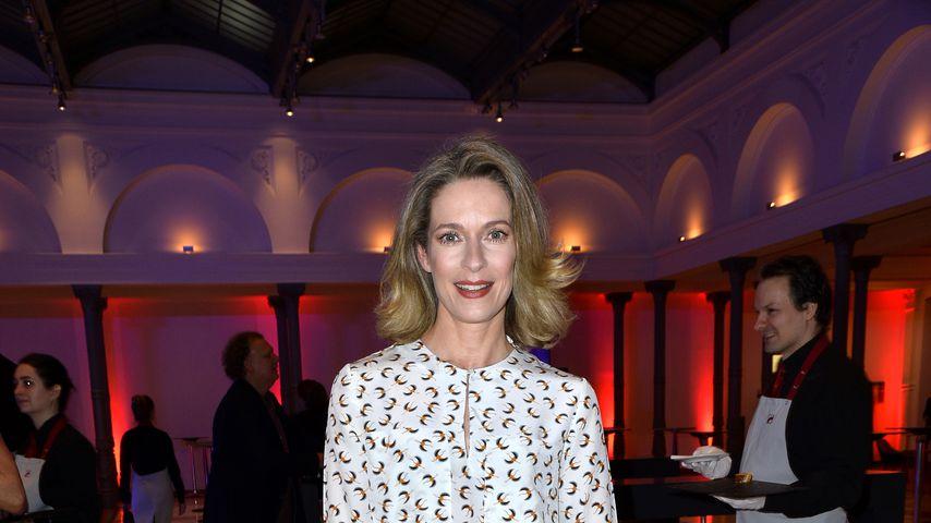 Lisa Martinek beim Deutschen Hörfilmpreis im März 2019