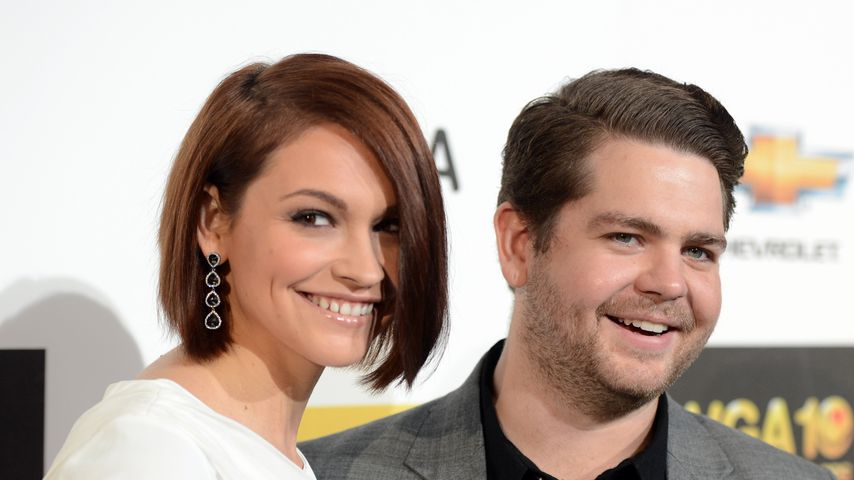 Lisa Osbourne und Jack Osbourne bei den Video Game Awards