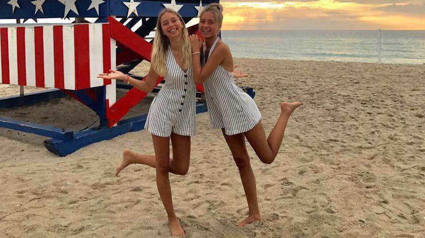 Fan-Girl-Alarm: Lisa und Lena treffen ihr Idol in den USA!