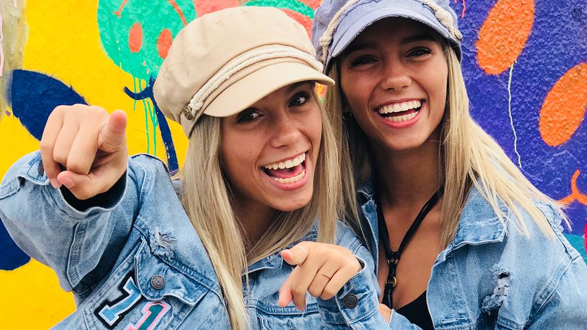 Krasser Look: Lisa & Lena auf internationalem Magazin-Cover