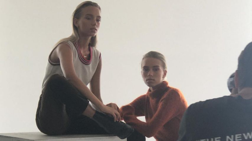 Mega-Shooting in L.A.: Lisa & Lena mit 16 schon so erwachsen