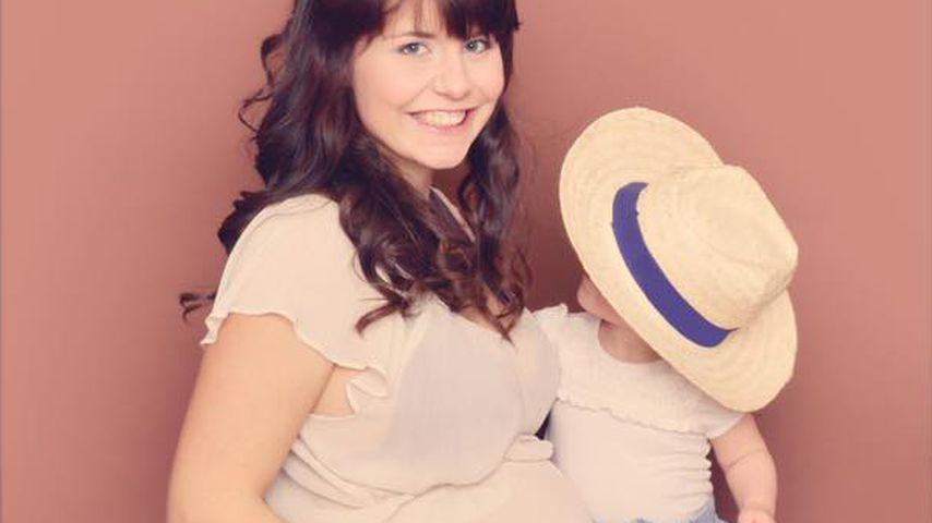 Süß: Hier zeigt Lisa Wohlgemuth zum 1. Mal ihren Babybauch!