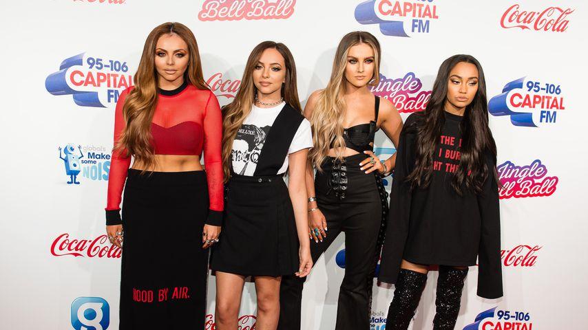"""Girlband Little Mix während des """"Capital's Jingle Bell Ball"""" 2016"""