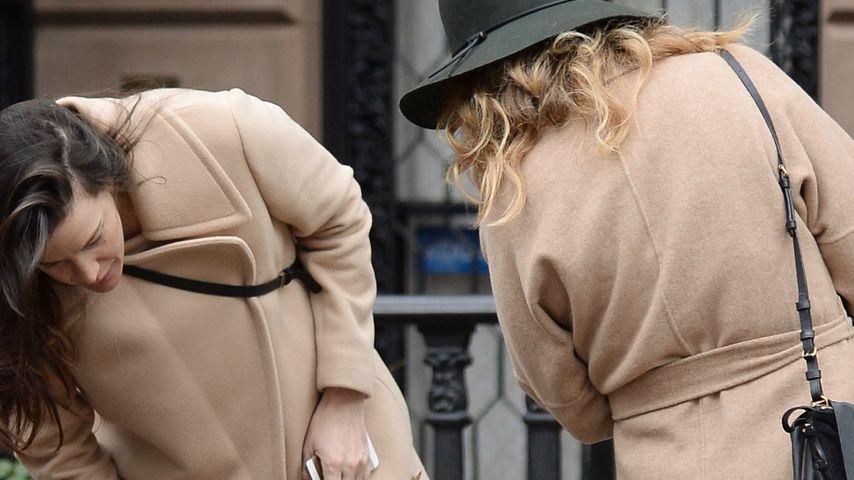 Zwillings-Alarm? Liv Tyler sieht doppelt