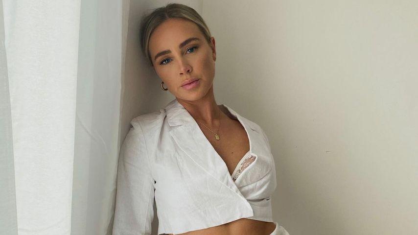 Liz Kaeber im Mai 2021