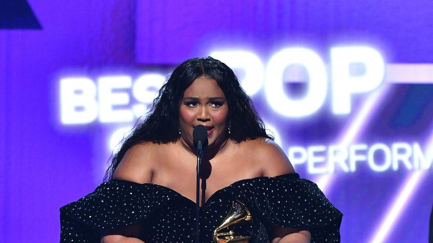 So emotional war Lizzos Rede bei den Grammy Awards