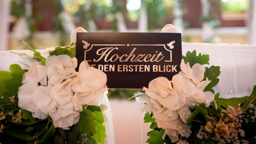 """Das """"Hochzeit auf den ersten Blick""""-Logo"""