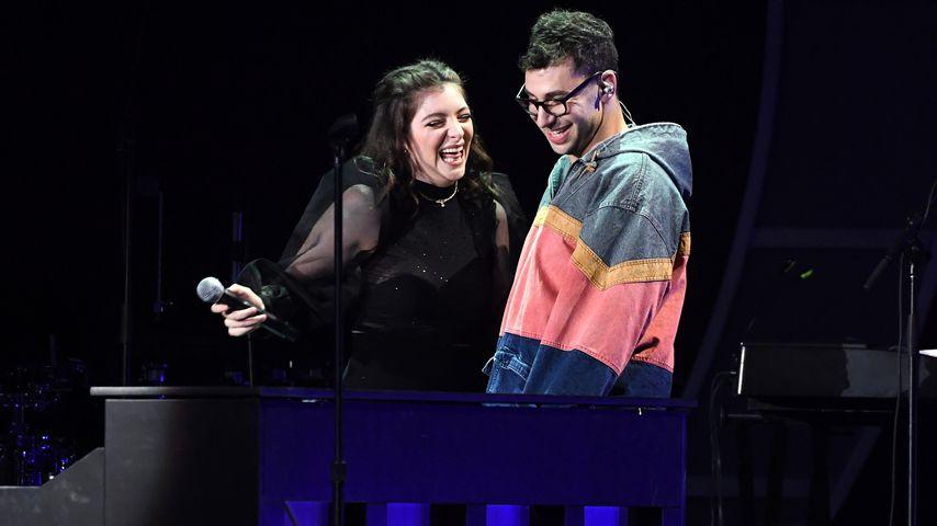 Lorde: SIE bringt die Sängerin zum Ausrasten