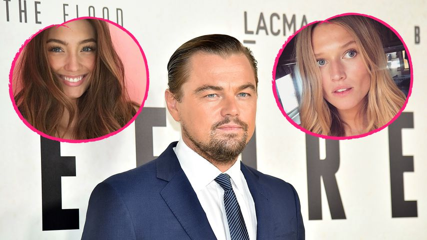 Skrupellos? Leo DiCaprio datet zwei Models an einem Tag!