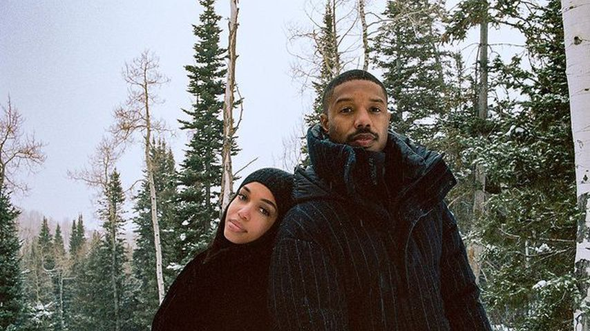 Lori Harvey teilt neues Paar-Selfie mit Michael B. Jordan