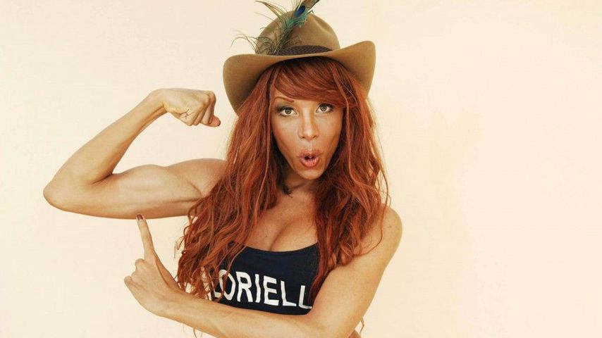"""Lorielle London bei """"Ich bin ein Star – Holt mich hier raus!"""""""