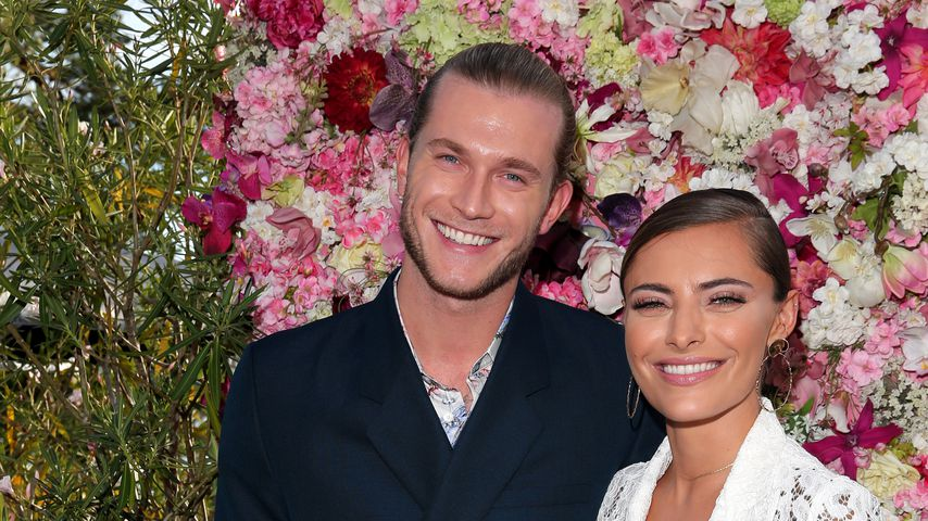 Loris Karius und Sophia Thomalla in Berlin, Juni 2019