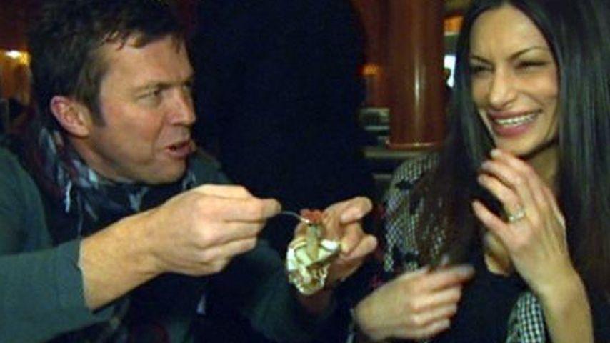 Lecker! Lothar Matthäus liebt Austern mit Ketchup