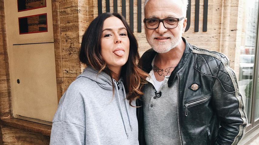 """Posts etwas daneben"": Nino de Angelos Tochter über Skandale"