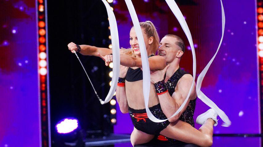 Wow-Performance: Supertalent-Paar bekommt Standing Ovations!