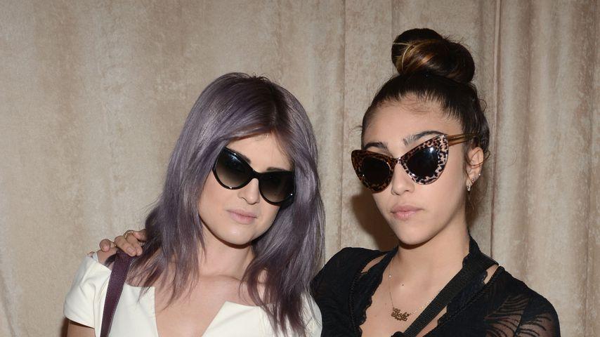 Kelly Osbourne und Lourdes Leon