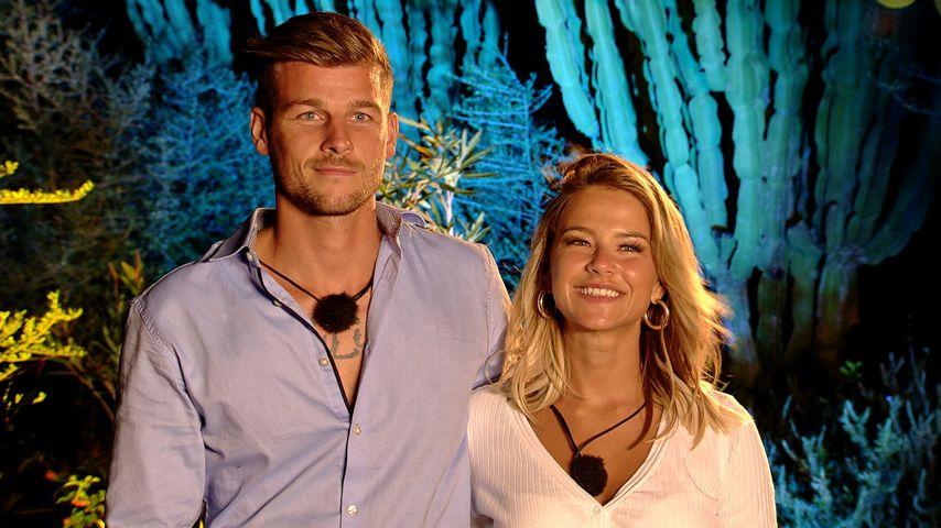 """""""Love Island""""-Paar Kevin und Melanie"""