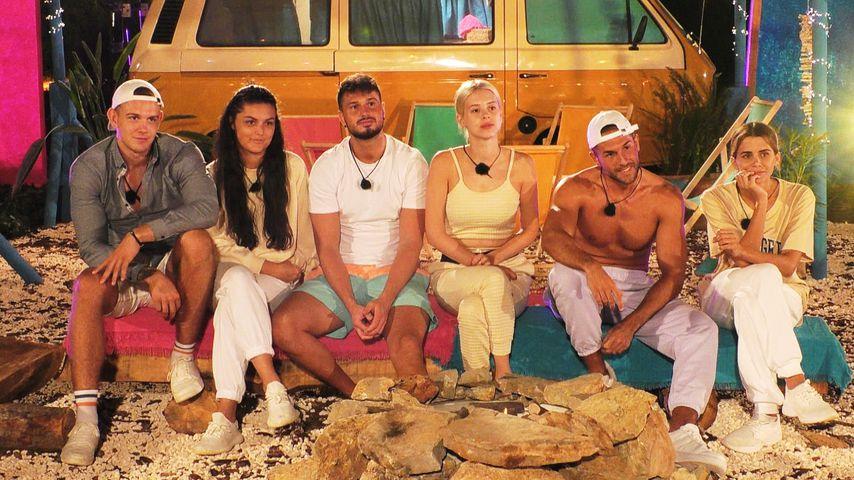 """Love Island""-Dominik, Jess, Maurice, Lisa, Mo und Andrina"