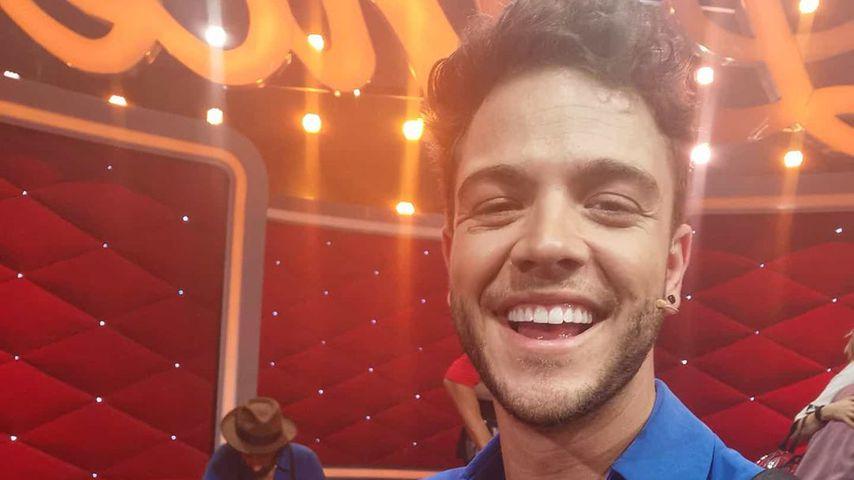 """Nach """"Let's Dance""""-Final-Aus: Erste Worte von Luca Hänni"""