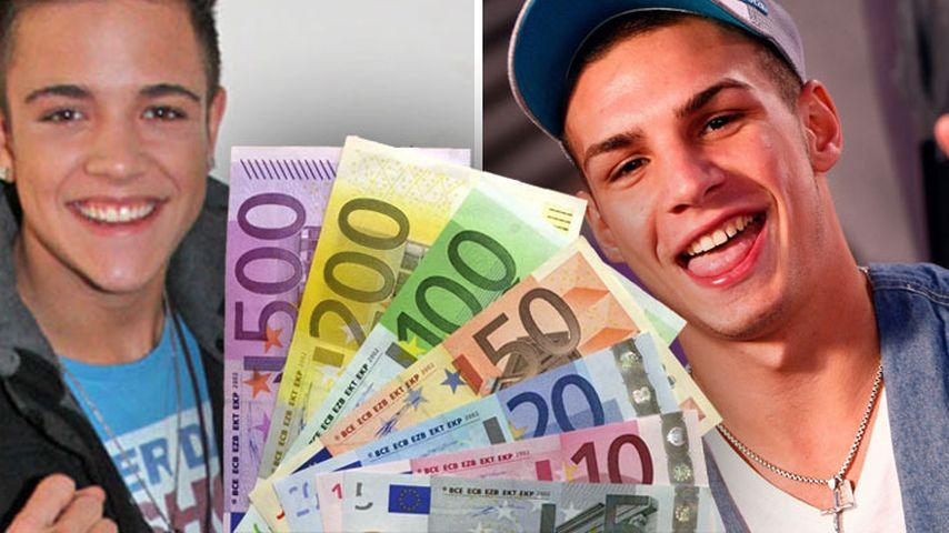 So viel Geld haben Pietro & Luca schon verdient!
