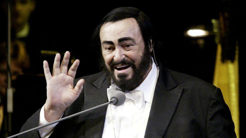 Pavarottis Witwe: Schwere Gehirn-Operation!