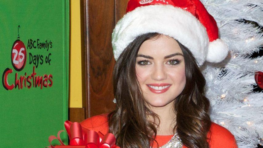Lucy Hale: Ihre Geschenke sind wohlüberlegt