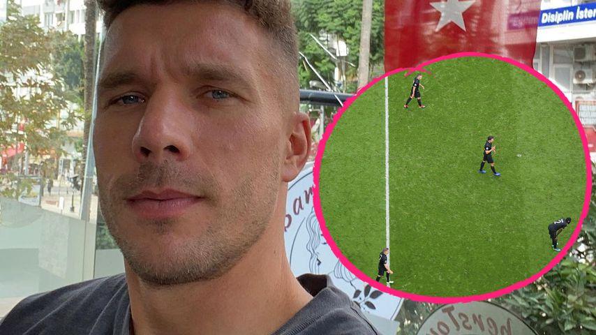 Ex-Nationalkicker Lukas Podolski schießt gegen deutsche Elf