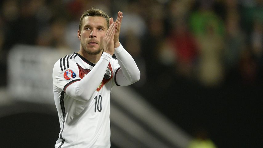 Lukas Podolski 2016