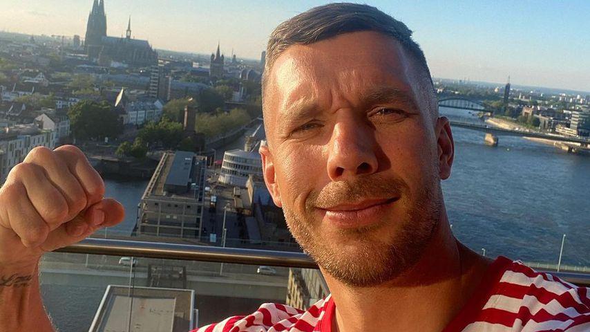 """Lukas Podolski, neuer """"Das Supertalent""""-Juror"""